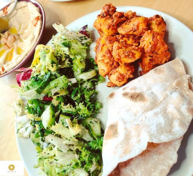 Recette du Chiche Taouk - Poulet avec marinade à la libanaise